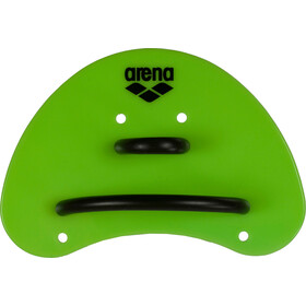 arena Elite Finger Paddle acid lime-black